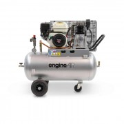 Compresseur thermique ENGINEAIR 5/100 10 ESSENCE 4,8 CV ABAC