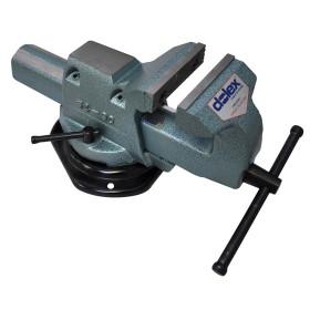 Etau Dolex Ouverture 125 mm Base Tournante Série 50 - 54 T