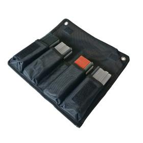 Pack de 4 jeux de mors 125 mm Universels 125J Dolex