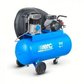 Compresseur d'air à piston 100L 2 Cv 10 bar Série Line A29 ABAC