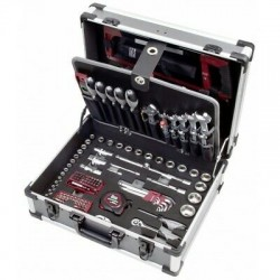 Coffret d'outils mixtes 158 pièces KRAFTWERK