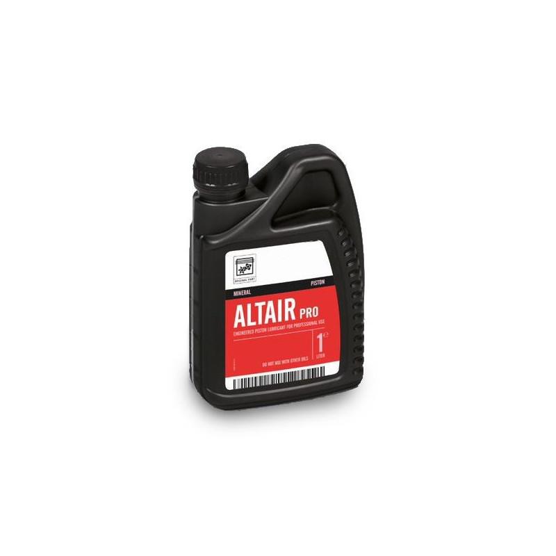 Huile ALTAIR PRO Bidon de 1 litre pour compresseur d'air  ABAC DEVILBISS