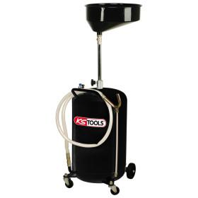 Récupérateurs d'huile par gravite 65L Ks Tools