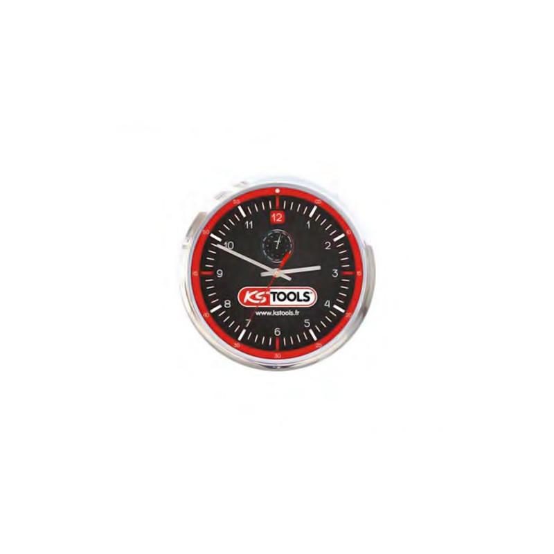 Horloge Ø30 cm KS TOOLS