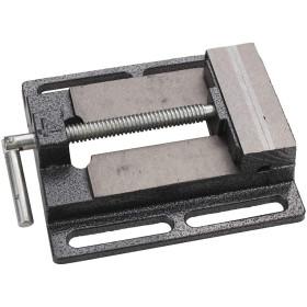 Etaux à mors parallèles ouverture 80mm pour perceuse sur colonne KS TOOLS