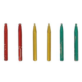 Pointes droites pour pince à circlips à double articulation 2pcs KS TOOLS