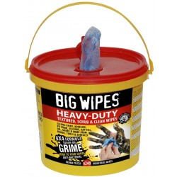 Seau de 240 lingettes Haute Performance BIG WIPES