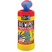 Tube de 120 lingettes Haute Performance BIG WIPES BIW-HD120