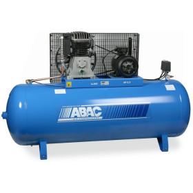 Compresseur d'air marche lente 500L 5,5 Cv 10 bar ABAC