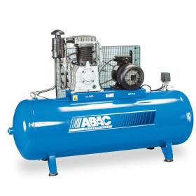 Compresseur d'air marche lente 500L 7,5 Cv 12 bar ABAC