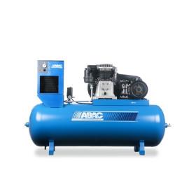 Compresseur d'air avec sécheur d'air 500L 7.5 Cv 11 Bar ET ABAC