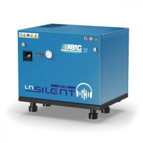 Compresseur d'air à piston 0L 4 Cv 11 Bar ET Gamme LN SILENT ABAC