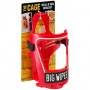 Support mural et camionnette pour BIG WIPES BIW-CAGE