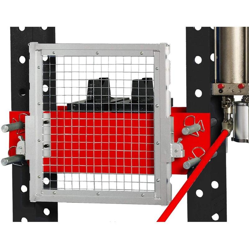 Grille de protection pour presses hydrauliques 160.0114 KS TOOLS