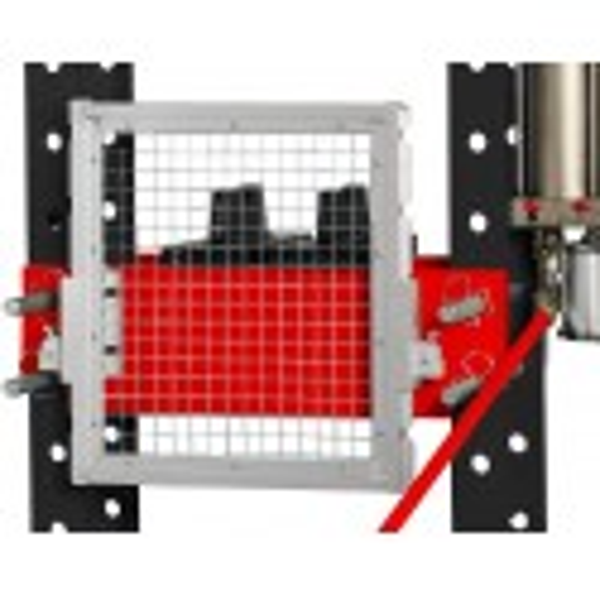 Grilles de protection pour presses hydrauliques 160.0116 KS TOOLS