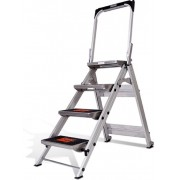 Marchepieds 4 marches Safety Step LITTLE GIANT