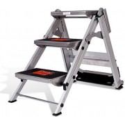 Marchepieds 3 marches Safety Step LITTLE GIANT